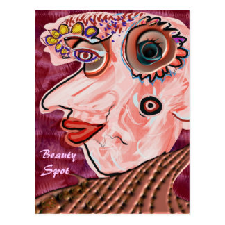 Beauty, Spot Post Cards