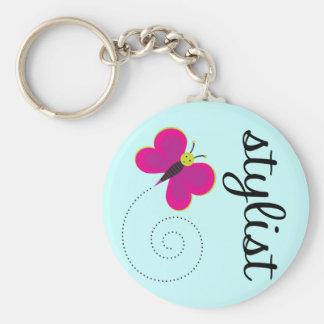 Beauty Stylist Keychain