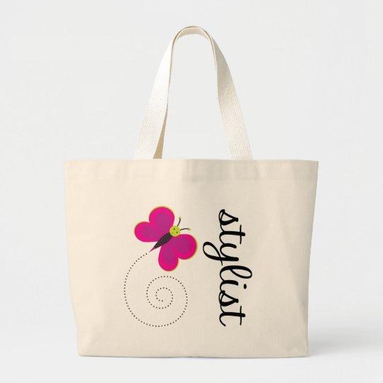 Beauty Stylist Tote Bag