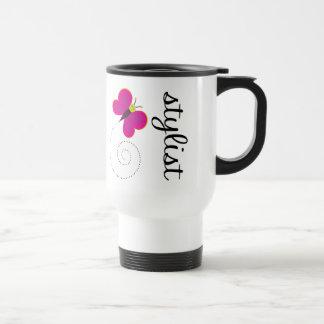 Beauty Stylist Travel Mug