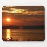 Beauty Sunset - Mouse pad