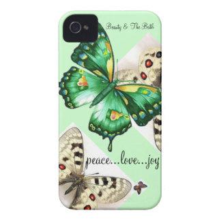 Beauty & The Bath iPhone 4 Case-Mate Case