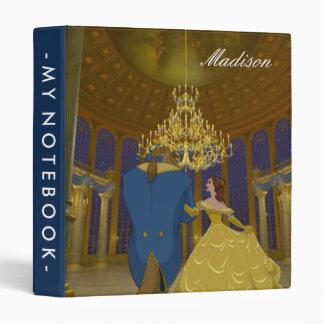 Beauty & The Beast | Beautiful Ballroom Binder