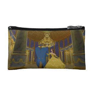 Beauty & The Beast   Beautiful Ballroom Cosmetic Bag at Zazzle