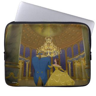 Beauty & The Beast | Beautiful Ballroom Laptop Sleeve
