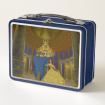 Beauty & The Beast | Beautiful Ballroom Metal Lunch Box