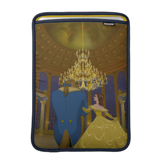 Beauty & The Beast | Beautiful Ballroom Sleeve For MacBook Air