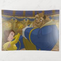 Beauty & The Beast | Belle & The Beast Dancing Trinket Trays
