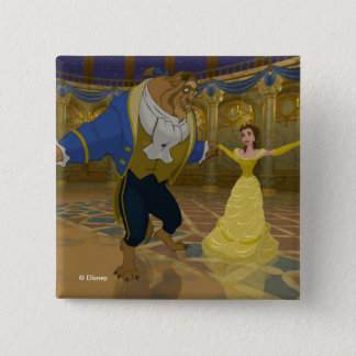 Beauty & The Beast | Dancing in the Ballroom Button