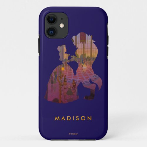 Beauty & The Beast | Silouette Dancing Phone Case