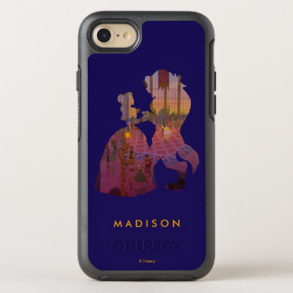 Beauty & The Beast | Silouette Dancing OtterBox Symmetry iPhone 8/7 Case