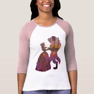 Beauty & The Beast | Silouette Dancing T-Shirt