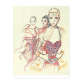 Beauty_Uncovered Tarjetas Postales