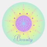 Beauty (Virtue sticker)