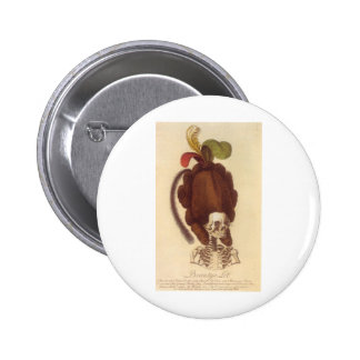 Beauty's Fate Pinback Button