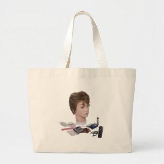 BeautySchoolItems052010 Jumbo Tote Bag
