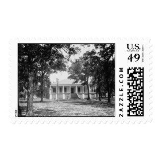 Beauvoir, home of Jefferson Davis Postage Stamp
