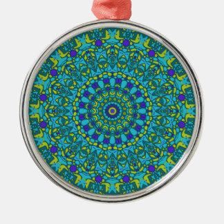 Beaux Arts Kaleidoscope Metal Ornament