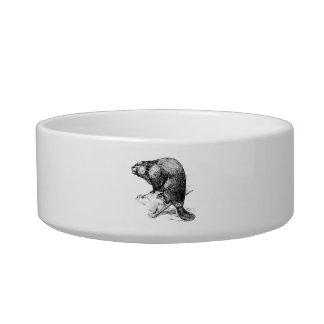 Beaver #1 bowl