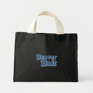 Beaver Bait  (Pickup Line) Tote Bags