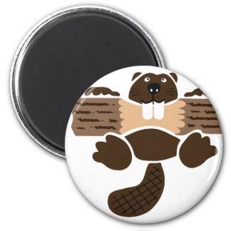 beaver beaver more otter more eager magnet