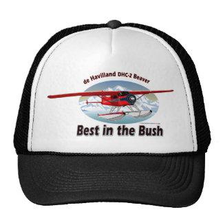 Beaver/ Best in the Bush Trucker Hat