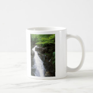 Beaver Brook cascade, Mount Moosilauke Coffee Mug