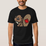 Beaver Canada Tee Shirt