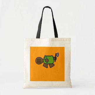 BEAVER COSTUME - Halloween -.png Bags