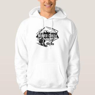 Beaver Creek Colorado ski elevation hoodie