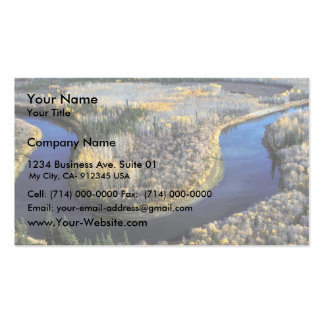 Beaver Creek Double-Sided Standard Business Cards (Pack Of 100)