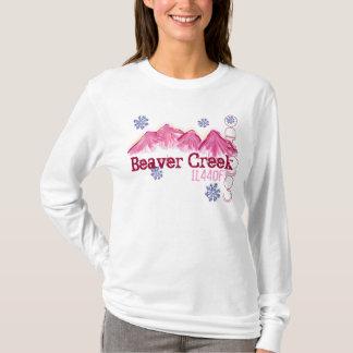 Beaver Creek elevation ladies hoodie