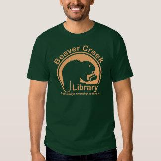 Beaver Creek Library T Shirts