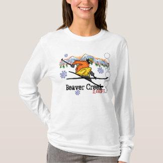Beaver Creek ski mountain elevation hoodie