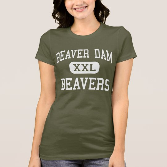 Beaver Dam - Beavers - High - Beaver Dam Wisconsin T-Shirt