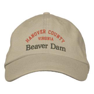 Beaver Dam Hanover County Embroidered Baseball Cap