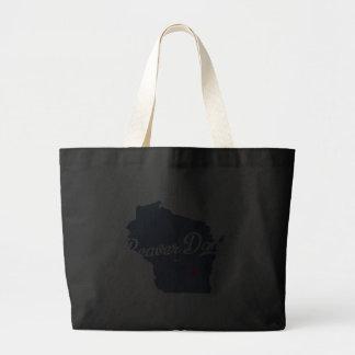 Beaver Dam Wisconsin WI Shirt Bag