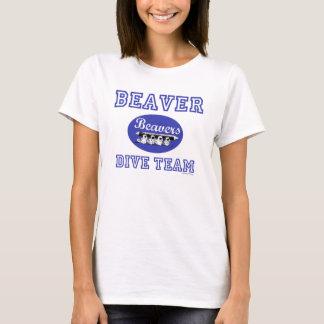 Beaver Dive Team Lez T-Shirt