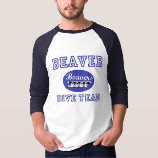 Beaver Dive Team T-Shirt