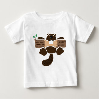 beaver eager rodent tshirts
