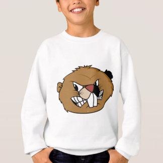 Beaver Face Sweatshirt