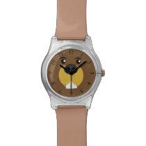 Beaver Face Watch