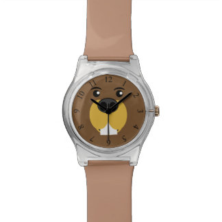Beaver Face Watch