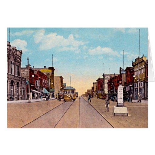 Beaver Falls, Pennsylvania Card