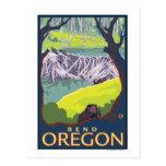 Beaver Family - Bend, Oregon Post Cards