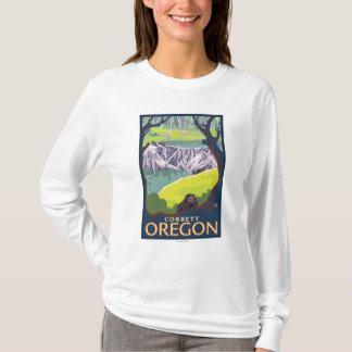 Beaver Family - Corbett, Oregon T-Shirt