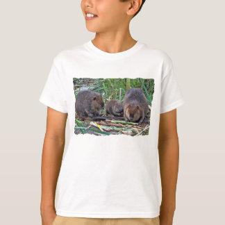 Beaver Family T-Shirt