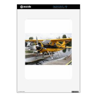 Beaver Float Plane, Lake Hood, Alaska, USA Skins For The iPad