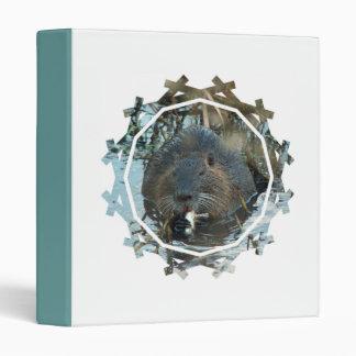 Beaver Habitat Binder