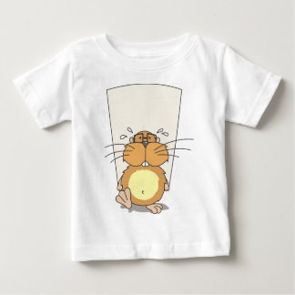 Beaver Hard Working Baby T-Shirt